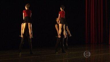 Novo espetáculo do Grupo Corpo estreia nesta quarta-feira em Belo Horizonte - A montagem, mais do que especial, comemora os 40 anos de carreira de uma das maiores companhias de dança do país.