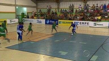 Itaporanga vence Dores pela Copa TV Sergipe de Futsal - Itaporanga vence Dores pela Copa TV Sergipe de Futsal