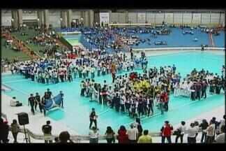 Abertura do JEMG é realizada em Uberaba - Cerimônia que marca início dos Jogos Escolares de Minas Gerais ocorreu na última terça-feira. Uberaba é sede de etapa da maior competição estudantil do estado.