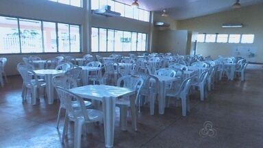 Em Macapá, a inauguração do restaurante popular tem previsão é para este mês - Em Macapá, a inauguração do restaurante popular foi adiada várias vezes. Uma nova previsão do município é para esse mês. A população espera que dessa vez o projeto saia do papel.