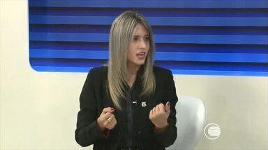 Delegada fala sobre menores acusados de estupro coletivo em Castelo do Piauí - Delegada fala sobre menores acusados de estupro coletivo em Castelo do Piauí
