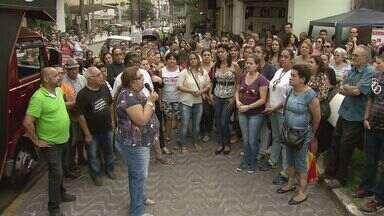 Greve dos servidores públicos de São Vicente termina depois de cinco dias - Categoria vai voltar a trabalhar