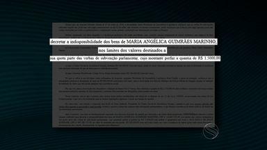 Justiça decreta indisponibilidade de bens de ex-presidente da Alese - Justiça decreta indisponibilidade de bens de ex-presidente da Alese