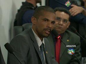 Vereador Nino do Rap presta queixa sobre supostas ameaças - Parlamentar alega ter sido ameaçado antes da votação do projeto de transferência da Feira da Sulanca.