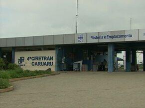 Detran entra em greve por tempo indeterminado em Pernambuco - Apenas 30% dos serviços continuarão funcionando. Servidores ficarão de braços cruzados até abertura de negociações.