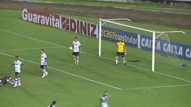 Em João Pessoa, ASA empata com o Botafogo-PB por 2 a 2 - Resultado deixa alvinegro no G-4