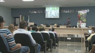 Seminário Café Clonal é realizado em Cacoal - Cerca de 200 produtores estiveram presentes para aprender as novas técnicas para aumentar a produção de café em RO.