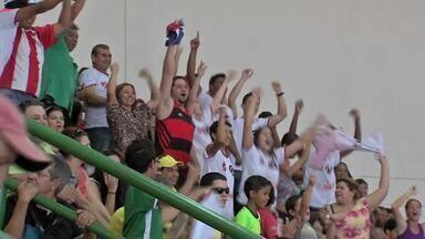 Equipe de Rondonópolis conquista o título da Copa Centro América de futsal - Equipe de Rondonópolis conquista o título da Copa Centro América de futsal