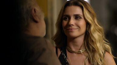 Conheça Atena, personagem de Giovanna Antonelli em 'A Regra do Jogo' - Conheça a personagem da próxima novela das 9