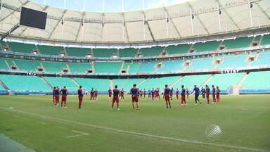 Mais de 11 mil ingressos já foram vendidos para Bahia x Naútico - Confira as notícias do tricolor baiano.