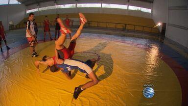 Lauro de Freitas sedia o Mundial de Luta Olímpica Júnior - A competição vai até domingo (16).
