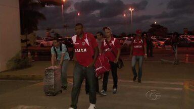 CRB terá a missão de quebrar invencibilidade do Sampaio no Castelão - Galo joga nesta terça-feira pela Série B.