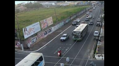 Câmeras flagram ultrapassagens pela contramão em Santarém - Infrações ocorrem diariamente na Turiano com a Mendonça.