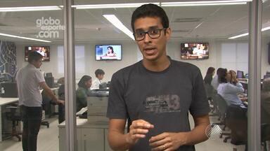 Globoesporte.com terá tempo real de Luverdense x Vitória - O repórter Raphael Carneiro tem as informações.