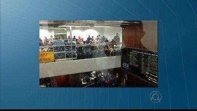 Deputados estaduais discutem transporte intermunicipal na Paraíba - Laerte Cerqueira fala sobre o dia na Assembleia Legislativa.