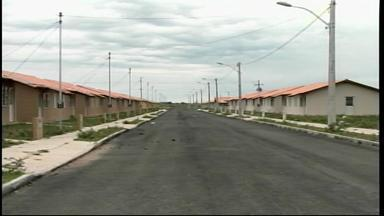Centenas de famílias devem realizar sonho da casa própria em Uruguaiana, RS - Residencial Salvador Faraco já vem sendo alvo de vandalismos.