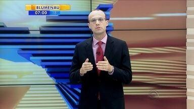 Renato Igor comenta sobre os números negativos do SUS em SC - Renato Igor comenta sobre os números negativos do SUS em SC