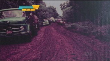 Exposição em Capanema conta história da Estrada do Colono - Passagem foi fechada há 12 anos, mas moradores ainda sonham com a reabertura.