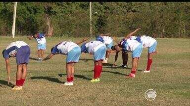 Time do Enxuga Rato se prepara para Copa Piauí - Time do Enxuga Rato se prepara para Copa Piauí