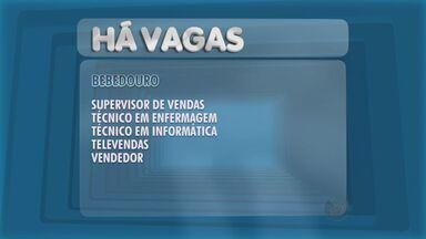 Bebedouro, SP, oferece vagas de emprego para motoristas e vendedor - Confira as oportunidades de emprego nos PATs da região.