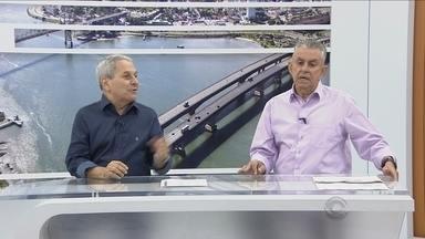 Roberto e Miguel comentam os destaques do futebol catarinense desta quarta-feira (19) - Roberto e Miguel comentam os destaques do futebol catarinense desta quarta-feira (19)