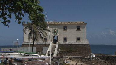 Fortes São Diogo e Santa Maria serão reformados e reabertos para visitação até 2016 - Reformas têm o custo estimado em R$ 2,5 milhões.