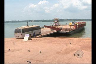 Em Itaituba, polícia apura responsabilidade sobre acidente que feriu criança em porto - Um menino de seis anos foi atropelado no porto de Miritituba na última segunda-feira (17).