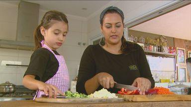 Aplicativo ajuda quem está sem criatividade para cozinhar - Confira o que fazer de bom na cozinha.
