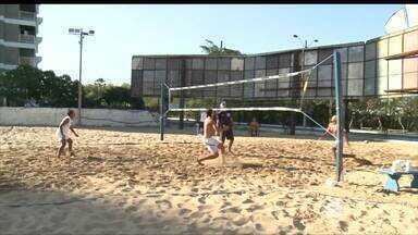 Circuito Teresinense de Vôlei de Praia acontece no Parque Potycabana - Circuito Teresinense de Vôlei de Praia acontece no Parque Potycabana