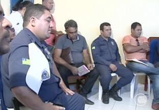 Agentes de trânsito de Floriano se reúnem com autoridades por conta da falta de estrutura - Agentes de trânsito de Floriano se reúnem com autoridades por conta da falta de estrutura
