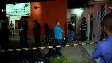 Motoboy é assassinado quando chegava em sua residência em Aracaju - Motoboy é assassinado quando chegava em sua residência em Aracaju.