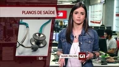 'G1 em um minuto' mostra as principais notícias da internet - Confira todos os destaques mostrados no portal da Globo