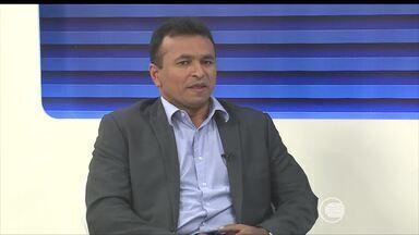Secretário de segurança Fábio Abreu fala sobre indícios encontrados no local do crime - Secretário de segurança Fábio Abreu fala sobre indícios encontrados no local do crime