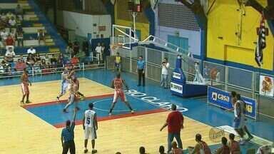 Rio Claro vence o América de Rio Preto pelo Campeonato Paulista de basquete - Rio Claro vence o América de Rio Preto pelo Campeonato Paulista de basquete