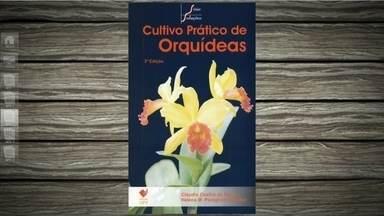 Livreto traz orientações sobre o cultivo de orquídea - A publicação que tem figuras da Universidade Federal Viçosa custa R$ 30, com as despesas de Correio.