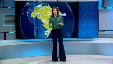 Domingo (23) será de sol em grande parte do Brasil - Confira a previsão do tempo completa para todo o país.