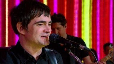 Skank canta mais um hit no Esquenta! - A música marcou a carreira da banda