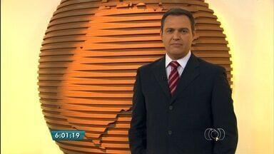 Confira os destaques do Bom Dia Goiás desta segunda-feira (24) - Entre os principais assuntos do dia está um acidente na BR-060 que deixou duas pessoas mortas.