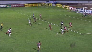 Boa Esporte empata em 2 a 2 com o Atlético-GO pela Série B em Varginha (MG) - Boa Esporte empata em 2 a 2 com o Atlético-GO pela Série B em Varginha (MG)