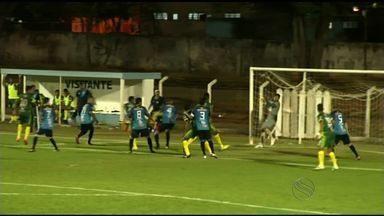 Estanciano bate Goianésia e vai à liderança do grupo A4 - Canarinho chega a 12 pontos e lidera grupo