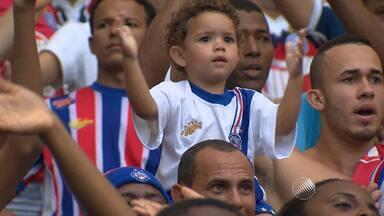Bahia cede empate ao América-MG e sai do G4 do Brasileirão - Confira as notícias do tricolor baiano.