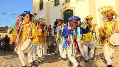 Dia do Folclore é celebrado em Laranjeiras - Dia do Folclore é celebrado em Laranjeiras.