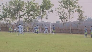 Rondoniense vence Ariquemes no sub-20 - Jogo foi realizado no Centro de Treinamento do Rondoniense, em Porto Velho.
