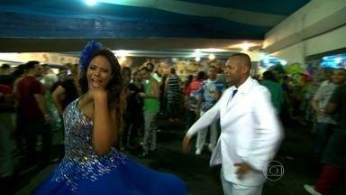Acadêmicos do Tatuapé apresenta o samba-enredo para o Carnaval 2016 - A escola da Zona Leste de São Paulo fará uma homenagem para a Beija-Flor de Nilópolis, do Rio de Janeiro.
