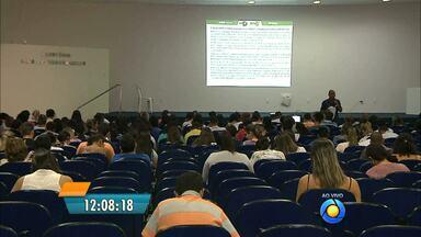 Sábado de revisão antes das provas do concurso do IFPB em João Pessoa - Mais de 50 mil se inscreveram. As provas serão neste domingo.