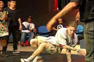 Competição de danças urbanas termina neste domingo (23), em Mogi - O evento foi uma forma de incentivar o hip hop no município.