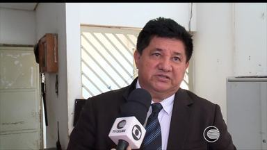 Mutirão inspeciona situação dos internos no Centro Educacional Masculino - Mutirão inspeciona situação dos internos no Centro Educacional Masculino