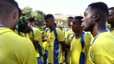 Angra dos Reis se prepara para estrear na Copa Rio - Primeiro jogo é na quarta-feira (26) às 15h contra o Gonçalense em Bangu, na Zona Oeste do Rio.