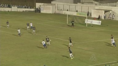 Naça perde mais uma na série D e sede do clube é depredada - Após abrir 3 a 0, Leão paraense sofre dois gols e vence o rival do Amazonas por 3 a 2, em partida válida pela 7ª rodada da quarta divisão. Naça fica em situação complicada.