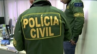 Prefeitura de Itajaí é mais uma vez alvo de investigações do Gaeco - Prefeitura de Itajaí é mais uma vez alvo de investigações do Gaeco